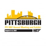 Institute of Travel Engineer&#039;s - Pittsburgh Conference